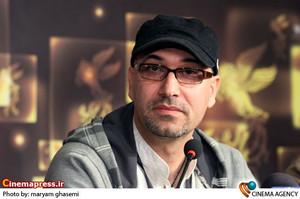 مهرداد خوشبخت کارگردان در نشست فیلم « عقاب صحرا» در جشنواره فیلم فجر