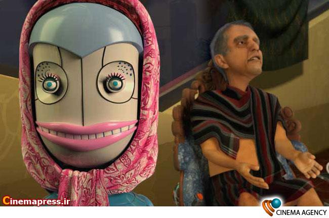 انیمیشن تهران 1500 به کارگردانی بهرام عظیمی