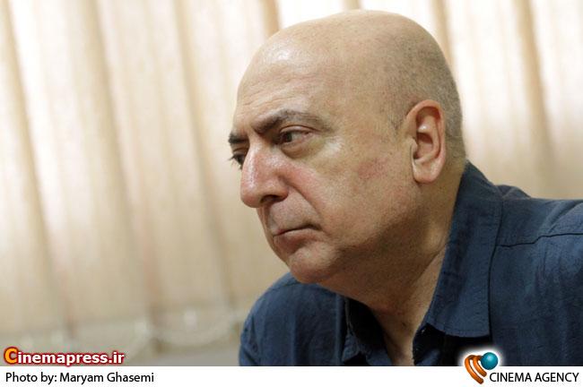 سعید اسدی  کارگردان در  نشست ساخت فیلم ایرباس به بهانه سالگرد حمله به هواپیمای ایرباس