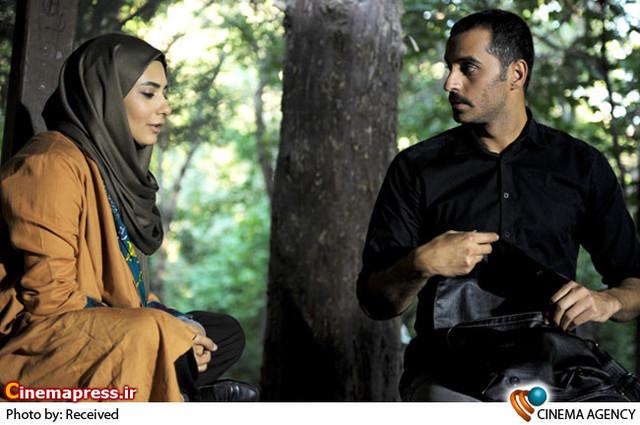 علیرام نورایی و لیندا کیانی در مجموعه تلویزیونی «ماتادور» به کارگردانی فرهاد نجفی