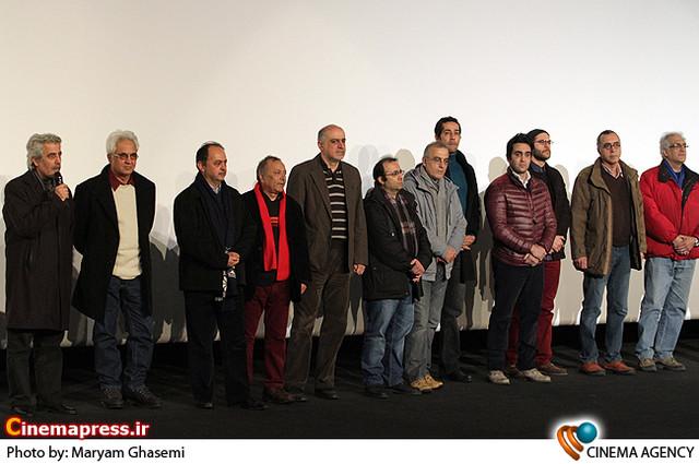 نشست خبری فیلم «رستاخیز» در جشنواره فیلم فجر