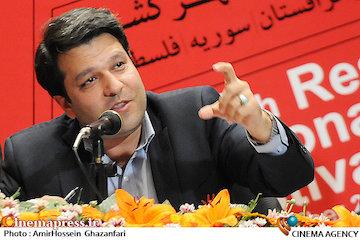 محمد خزاعی در نشست خبری سیزدهمین جشنواره بین المللی فیلم مقاومت