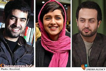 مصطفی زمانی-ترانه علیدوستی-شهاب حسینی