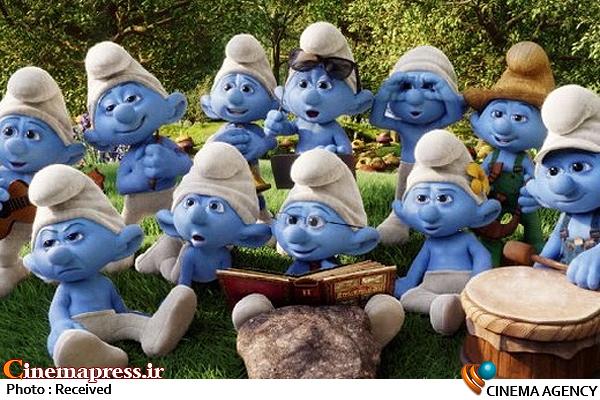 «جنهای آبی»؛ ترفند فراماسونرها در انیمیشن های غربی
