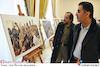 حجت اله ایوبی و علیرضا رضاداد در حاشیه نشست خبری فیلم سینمایی«محمد رسول الله(ص)»