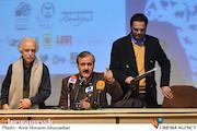 عکس / نشست خبری پنجمین جشنواره فیلم کوتاه «خورشید»