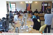 عکس / نشست خبری انجمن عکاسان خانه سینما
